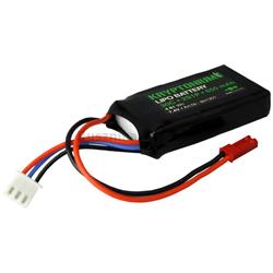 Kryptonium - Bateria Li-Po 7,4V 650mAh-760