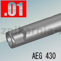 PDI - Lufa precyzyjna 6,01 430mm