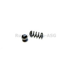 Rusznikarnia-ASG - Zestaw naprawczy - spring+kulka