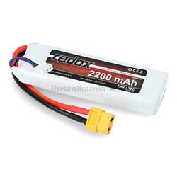 Redox - LiPo 7,4V 2200mAh 30C XT60-889