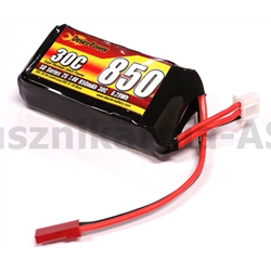 Desire Power - LiPo 11,1V 850mAh 30C-448