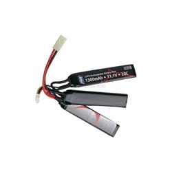 ASG - Bateria LiPo 11,1V 1300mAh 25C - 17207-13