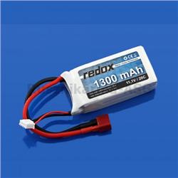 Redox - LiPo 11,1V 1300mAh 20C-577