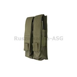 GFC - Podwójna ładownica MP5 oliv