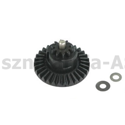 Guarder - Zębatka silnikowa - GE-02-13-608