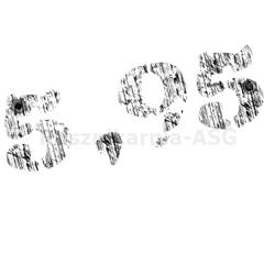 5,95 - Kulki BB 0,28g 1786szt. - 0,5kg