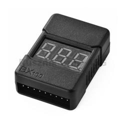 LiPo alarm BX100 2-8S-661