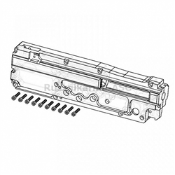 Retro Arms - Szkielet gearbx M249 QSC 8mm-51
