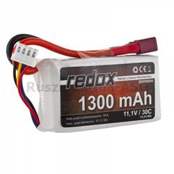 Redox - LiPo 11,1V 1300mAh 30C-706