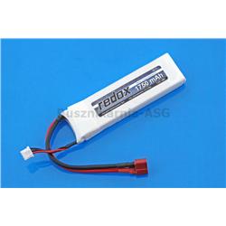 Redox - LiPo 7,4V 1750mAh 20C - scalony