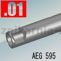 PDI - Lufa precyzyjna 6,01 595mm