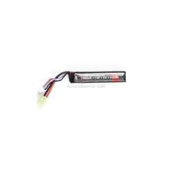 ASG - Bateria LiPo 7,4V 1300mAh 15C 1stick - 19013